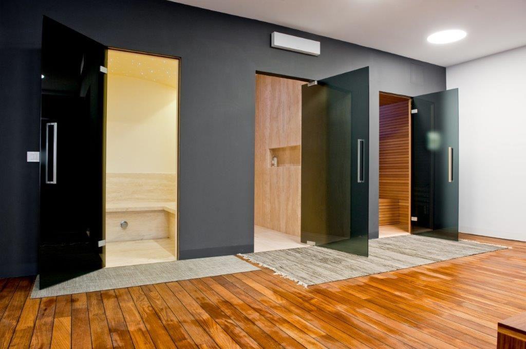Progettazione e realizzazione bagno turco wellness services